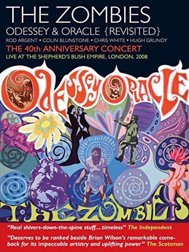 ザ・ゾンビーズ - オデッセイ&オラクル:40周年記念コンサート - The Zombies, --