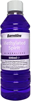 Barrettine Mineralised Methylated Spirit ml