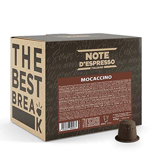 Note d'Espresso Italiano - Cápsulas de mochaccino...