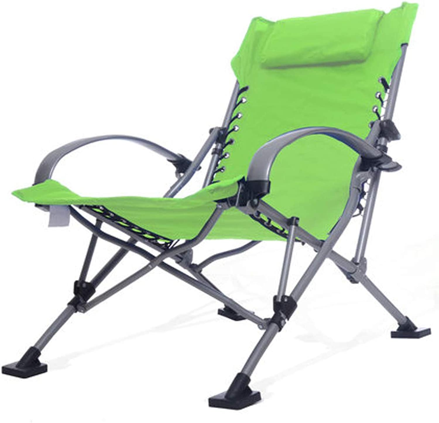 Camping Chair Portable Lightweight Folding, Outdoor Beach BBQ Camp Fishing Picnic Hiking Backyard Backpacking Sports Hunting Chairs Heavy, Net Weight 5 kg