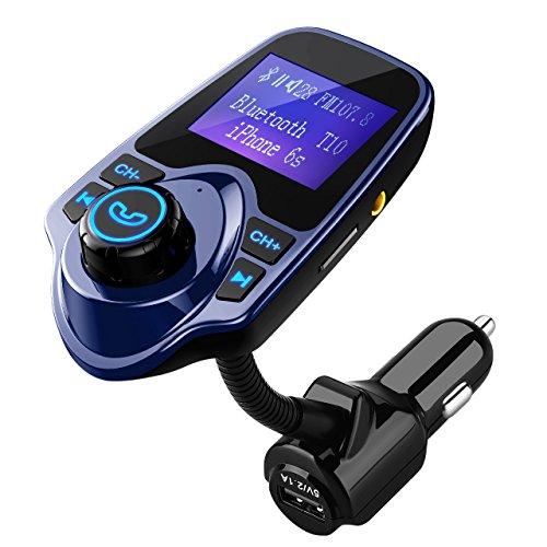 Transmisor FM Bluetooth De VicTsing...