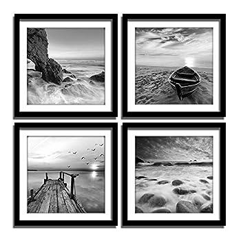 framed photography wall art