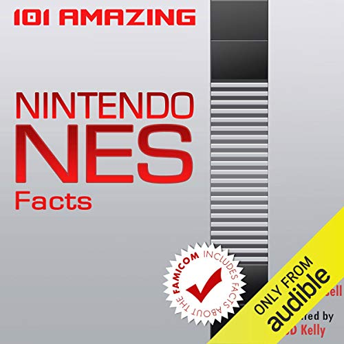 101 Amazing Nintendo NES Facts  By  cover art