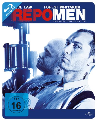 Repo Men - Steelbook [Blu-ray]