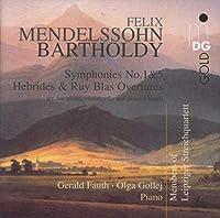 Symphony No 5 Hebriden Overture
