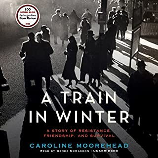 A Train in Winter cover art