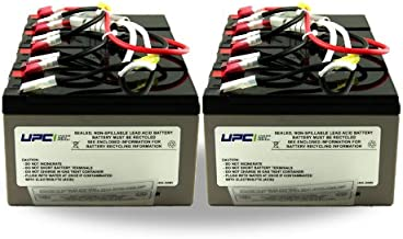 UPC RBC12 Precharged Replacement Battery Pack