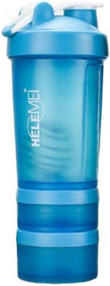 Proteína de suero en polvo Botellas cocteleras Spring Shaker ...