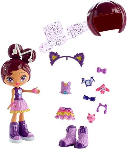 Mattel Kuu Kuu Harajuku Fashion Swap Fun Music Doll