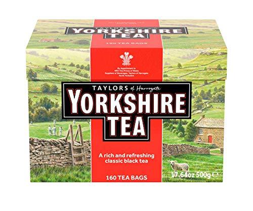 Yorkshire Tee, Teebeutel 160