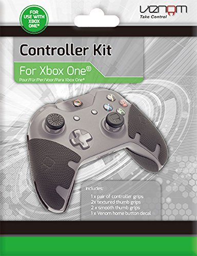 Venom Controller Kit for Tucson Mall XBOX One grip the and Many popular brands Improve - comfort