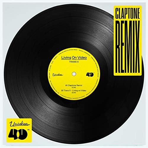 Trans-X & Claptone