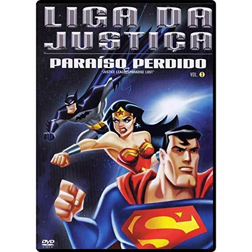Liga Da Justiça Paraíso Perdido Volume 3