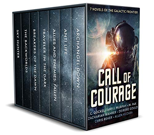 Call of Courage 7 Novels of the Galactic Frontier