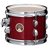 Tama Club-JAM Flyer LJK44S 4-piece Shell Pack with Snare Drum - Candy Apple Mist