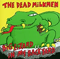 Big Lizard in My Backyard by The Dead Milkmen (1993-05-03)