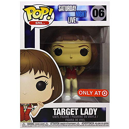 Target Lady SNL #06 POP! Vinyl Exclusive