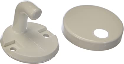 HEWI Wandhaak ø 40 mm   Polyamide zuiver wit 99   1 stuk   801.90.010