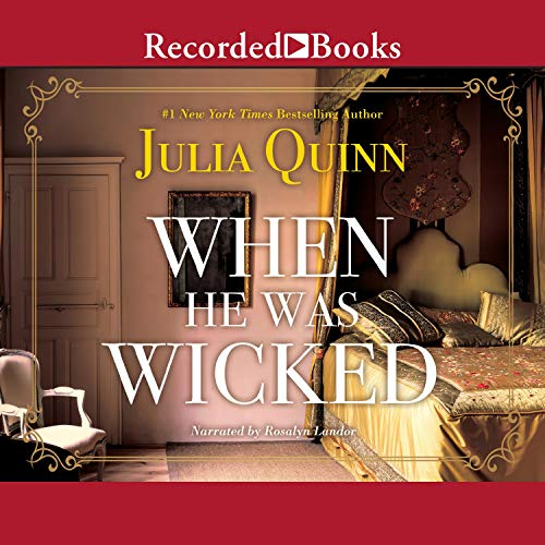 When He Was Wicked Audiobook By Julia Quinn cover art