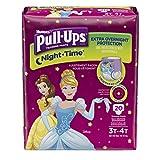 Huggies Pull-Ups Nighttime Training Pants - Girls - 3T-4T - 20 ct