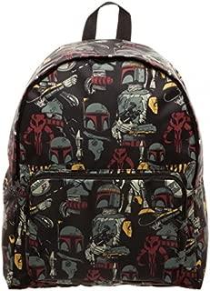 Star Wars Boba Fett Packable Backpack