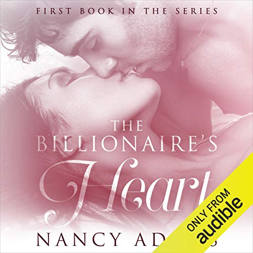 The Billionaire's Heart audiobook cover art