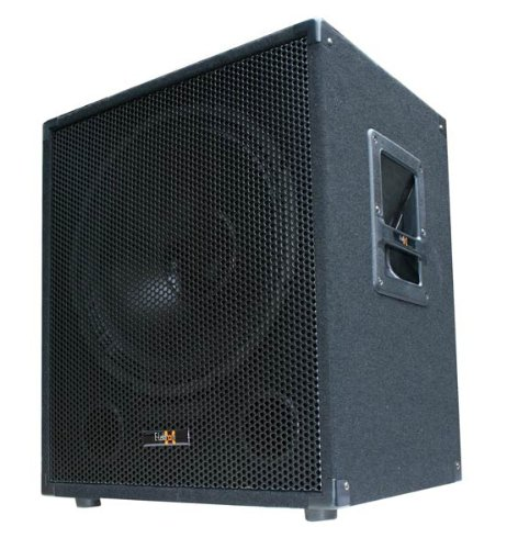 600W DJ PA Subwoofer Box 15