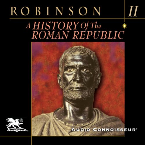 A History of the Roman Republic, Volume 2 Titelbild