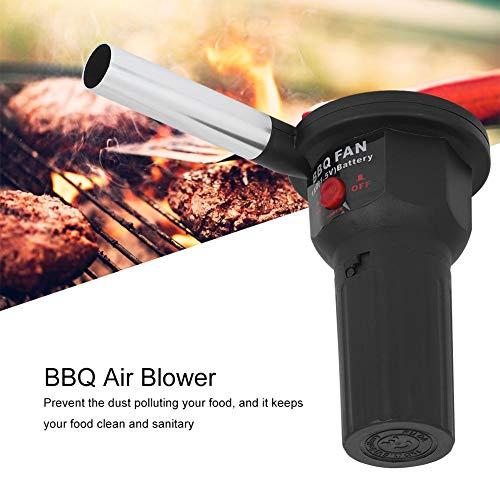 Best Price Diydeg Cooking Air Blower, Lightweight Picnic Air Blower, BBQ Air Blower Practical Grilli...