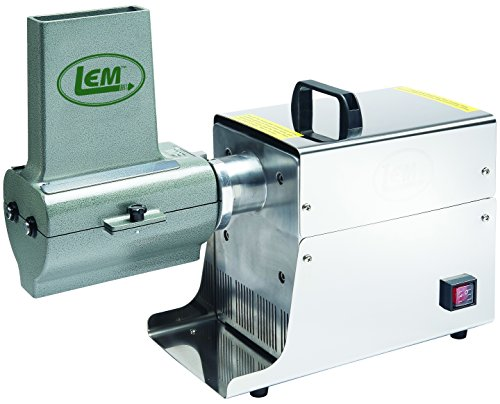 LEM Products 602TJ Electric 2-in-1 Jerky Slicer and Tenderizer