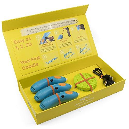 3DOODLER Start EDU - Juego de 12 bolígrafos: Amazon.es: Juguetes y ...