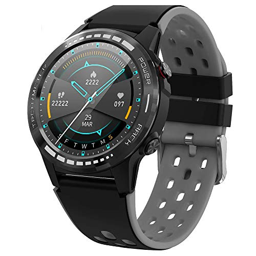GPS Smart Watch for Android and iOS-Altimeter/Barometer /Compass