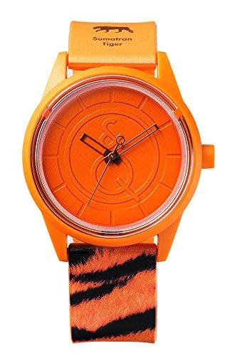 Citizen–Reloj de Pulsera Unisex Smile Solar analógico de Cuarzo plástico rp00j033y