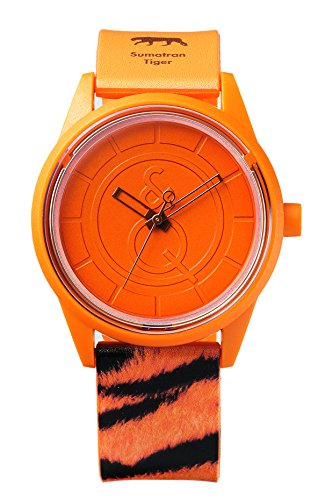 Citizen Unisex Analog Quarz Uhr mit Plastik Armband RP00J033Y