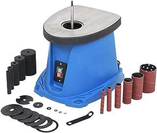 vidaXL Lijadora Husillo Oscilante 450 W Azul Máquina Lijar