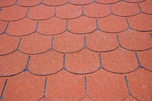 Preisvergleich Produktbild Bear County Dachschindeln Biberschwanz - Farbe: Rot