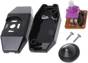 BIlinli 1 UNID 220 V Regulador de Brillo Ajustable del regulador de Intensidad de luz para l/ámpara de filamento