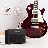 Immagine 1 ammoon amplificatore portatile per chitarra