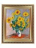 DECORARTS World Klassische Gemälde von Claude Monet.