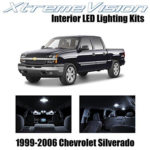 03 silverado led interior - 1