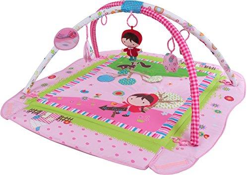 Sun a Tapis de p00017/Parc Petit Chaperon PM pour bébé, rose