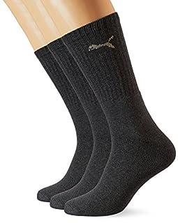 Puma Sport - Chaussettes de Sport - Lot de 3 - À Logo - Homme - Gris (Anthracite) - 43-46 EU (B0013FAWEK) | Amazon price tracker / tracking, Amazon price history charts, Amazon price watches, Amazon price drop alerts