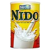 Nestle Nido - Leche en polvo instantáneo (1800 g)