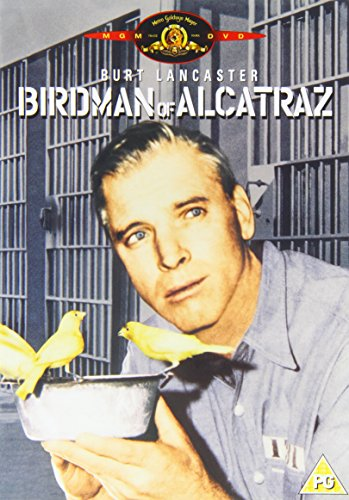 Birdman Of Alcatraz DVD [Reino Unido]