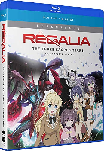 Regalia: The Three Sacred Stars - The Complete Series [Blu-ray]