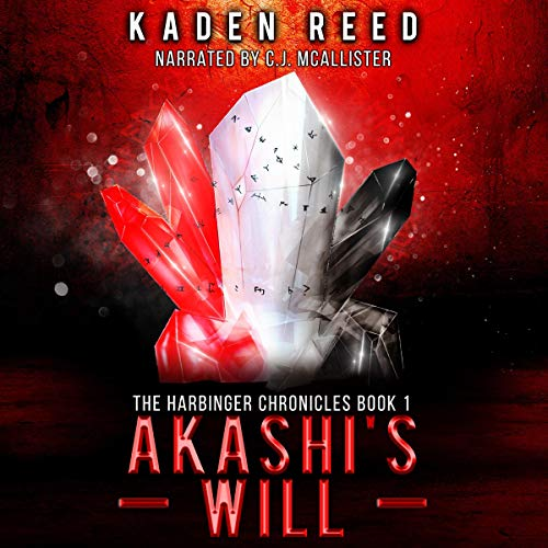 Couverture de Akashi's Will