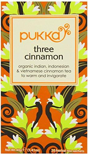 Pukka | Three Cinnamon | 4 x 20 Bags