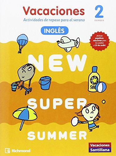 NEW SUPER SUMMER SB 2 + AUDIO - 9788466822992