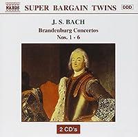 J.S. Bach Brandenburg Concertos Nos. 1-6 (1988-07-28)