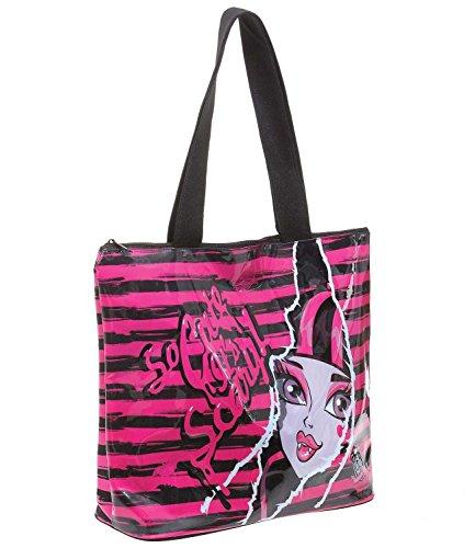 Offizielles Monster High Shopping Tasche Schule Schulter Tasche